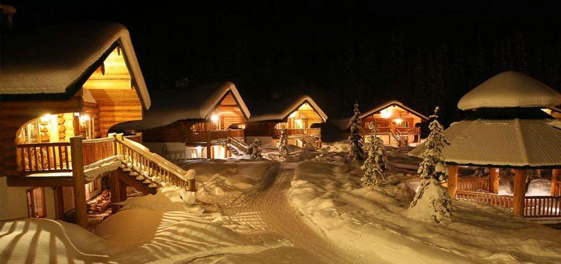 Last Frontier Heliskiing, British Columbia