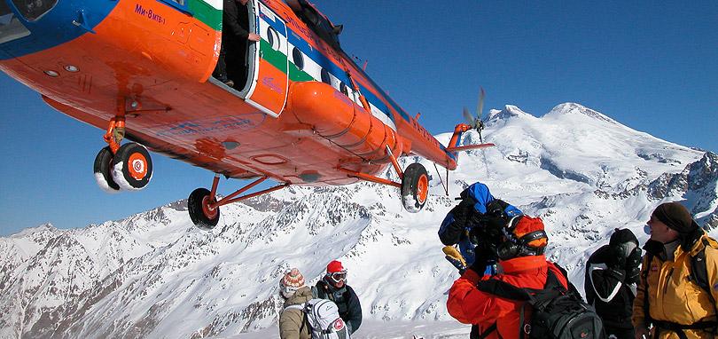 Russia - Arkyz Dombai, Elbrus